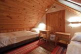 Bedroom at Rose Cottage - self catering near the New Forest
